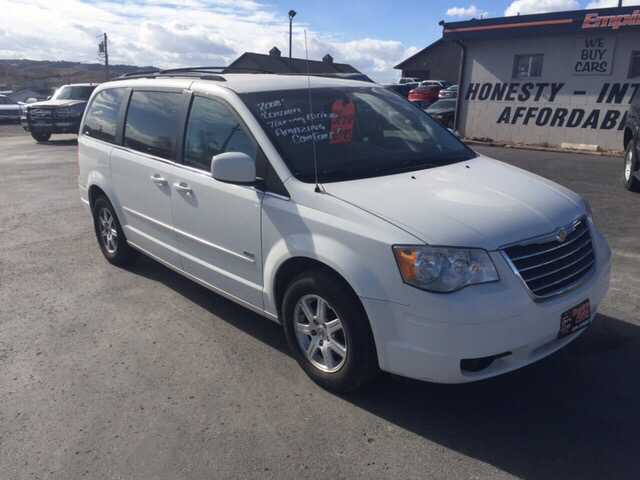 2008 Chrysler Town and Country Touring 4dr Mini Van - Rapid City SD