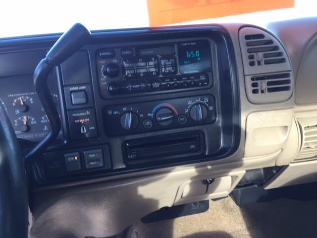 1997 Chevrolet C/K 1500 Series K1500 Silverado 2dr 4WD Extended Cab SB - Rapid City SD