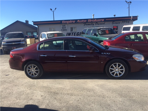 2007 Buick Lucerne for sale in Rapid City, SD