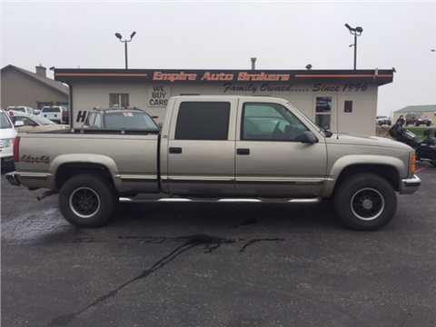 2000 GMC C/K 2500 Series for sale in Rapid City, SD