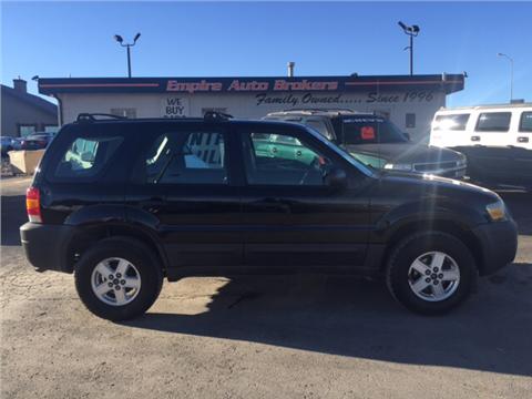 2006 Ford Escape for sale in Rapid City, SD