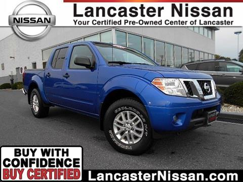 2014 Nissan Frontier for sale in East Petersburg, PA