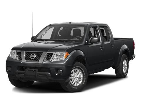 2016 Nissan Frontier for sale in East Petersburg PA
