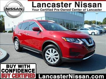 2017 Nissan Rogue for sale in East Petersburg, PA