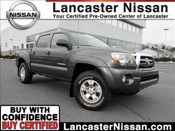 2010 Toyota Tacoma for sale in East Petersburg, PA