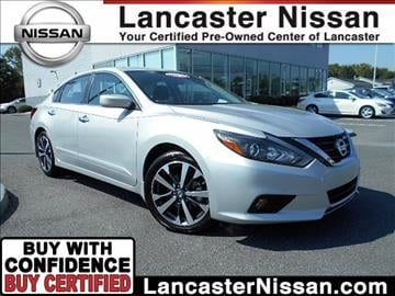 2017 Nissan Altima for sale in East Petersburg PA