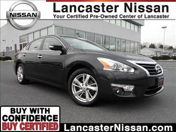 2014 Nissan Altima for sale in East Petersburg, PA