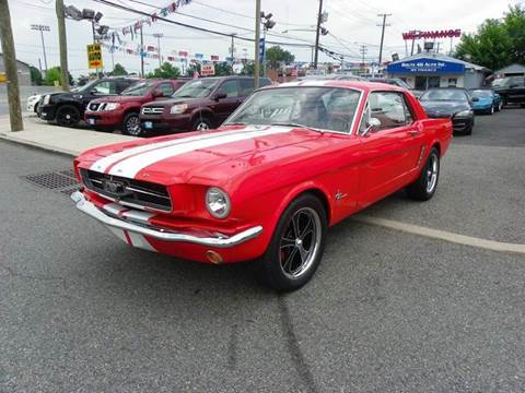1965 ford mustang for sale new jersey. Black Bedroom Furniture Sets. Home Design Ideas