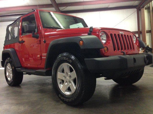 2012 Jeep Wrangler for sale in PRIMARY AUTO GROUP DAWSONVILLE GA