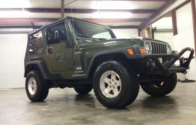 2006 Jeep Wrangler for sale in PRIMARY AUTO GROUP DAWSONVILLE GA
