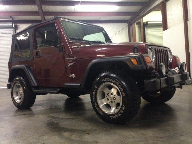 2001 Jeep Wrangler for sale in PRIMARY AUTO GROUP DAWSONVILLE GA