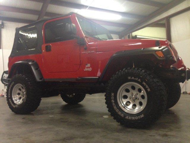 2005 Jeep Wrangler for sale in PRIMARY AUTO GROUP DAWSONVILLE GA