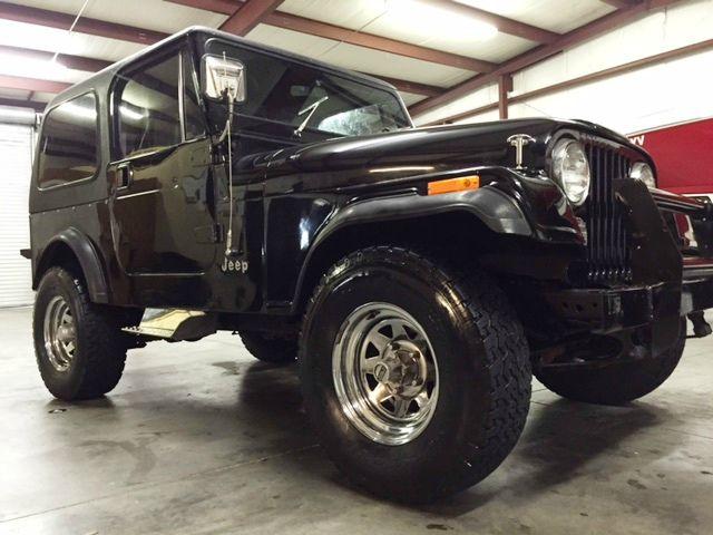 used 1983 jeep cj 7 base in primary auto group dawsonville jeep hummer outlet ga at primary auto. Black Bedroom Furniture Sets. Home Design Ideas