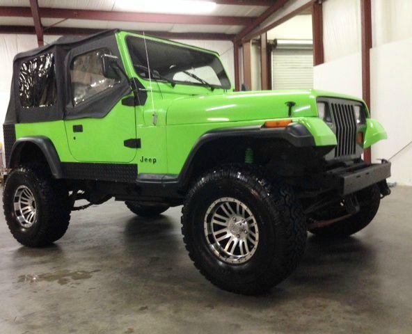 1988 Jeep Wrangler for sale in PRIMARY AUTO GROUP DAWSONVILLE GA