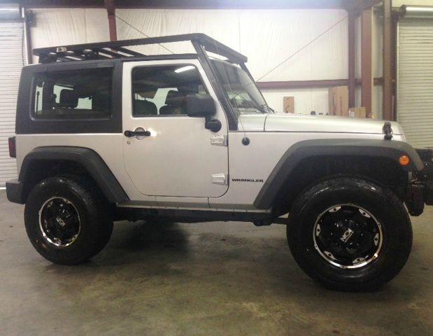 2009 Jeep Wrangler for sale in PRIMARY AUTO GROUP DAWSONVILLE GA