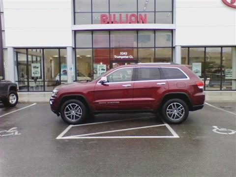 2017 Jeep Grand Cherokee for sale in Missoula, MT
