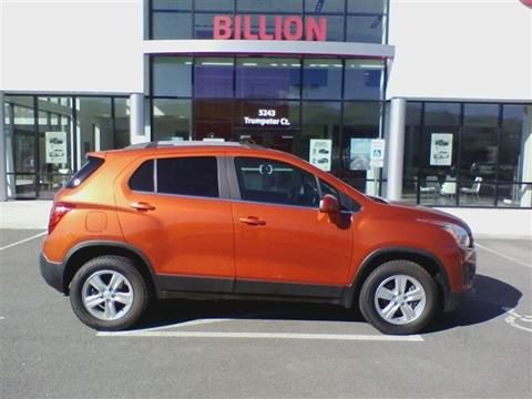 2016 Chevrolet Trax for sale in Missoula, MT