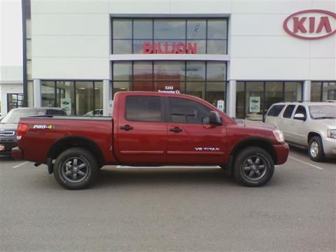 2015 Nissan Titan for sale in Missoula, MT