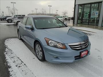 2011 Honda Accord for sale in Missoula, MT