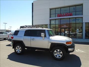 2007 Toyota FJ Cruiser for sale in Missoula, MT