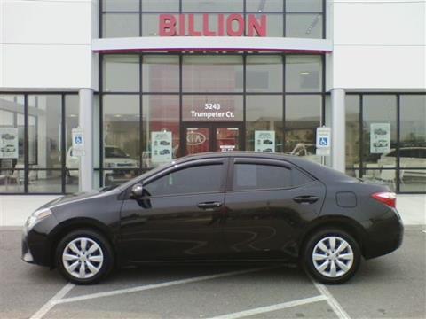 2014 Toyota Corolla for sale in Missoula, MT