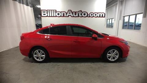 2016 Chevrolet Cruze for sale in Missoula, MT