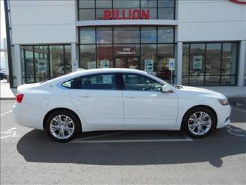 2015 Chevrolet Impala for sale in Missoula, MT