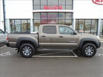 2011 Toyota Tacoma for sale in Missoula, MT