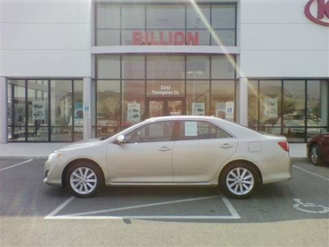 2014 Toyota Camry Hybrid for sale in Missoula, MT