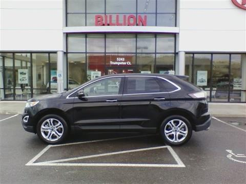 2017 Ford Edge for sale in Missoula, MT
