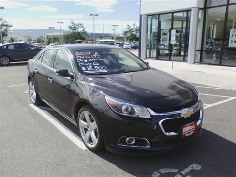 2014 Chevrolet Malibu for sale in Missoula, MT