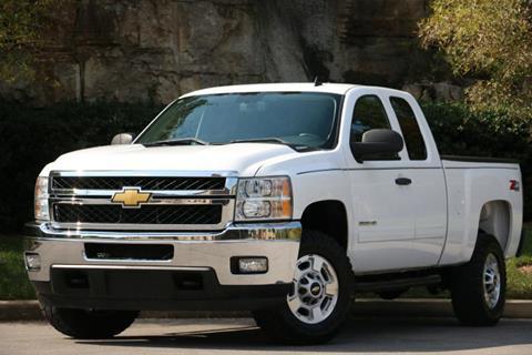 2012 Chevrolet Silverado 2500HD for sale in Mount Juliet, TN