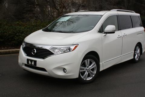 2012 Nissan Quest for sale in Mount Juliet, TN
