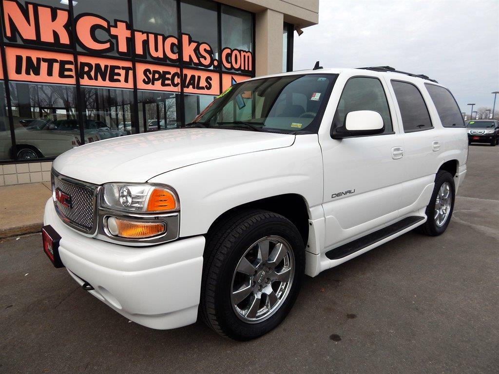 2006 GMC Yukon AWD Denali 4dr SUV - Kansas City MO