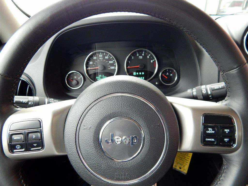 2011 Jeep Patriot 4x4 Latitude X 4dr SUV - Kansas City MO
