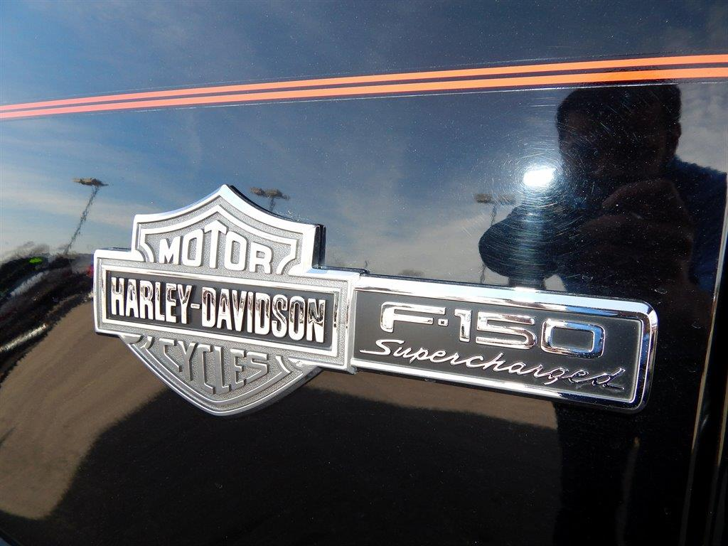 2002 Ford F-150 4dr SuperCrew Harley-Davidson 2WD Styleside SB - Kansas City MO