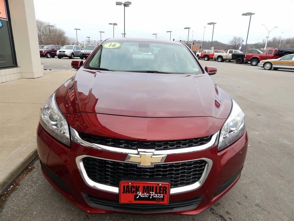 2016 Chevrolet Malibu Limited LT 4dr Sedan - Kansas City MO