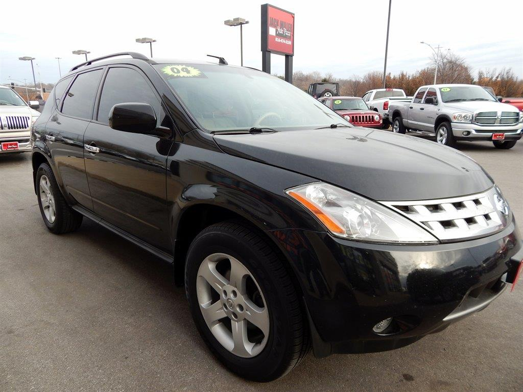 2004 Nissan Murano Touring - Kansas City MO