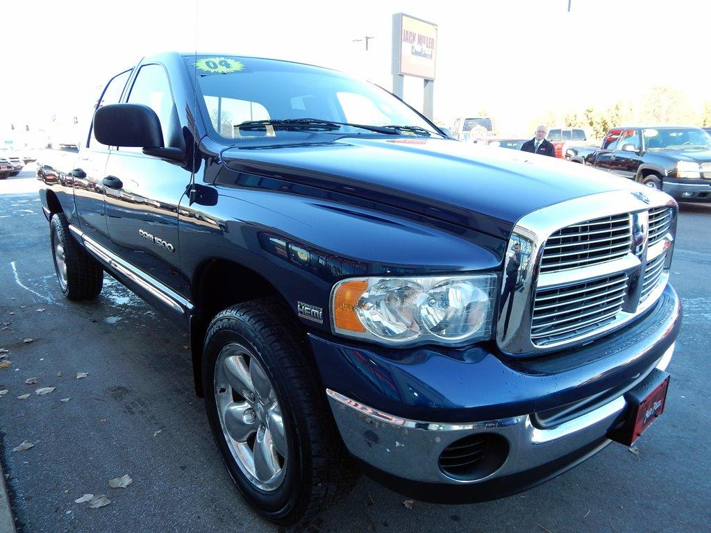2004 Dodge Ram Pickup 1500 SLT Hemi - Kansas City MO