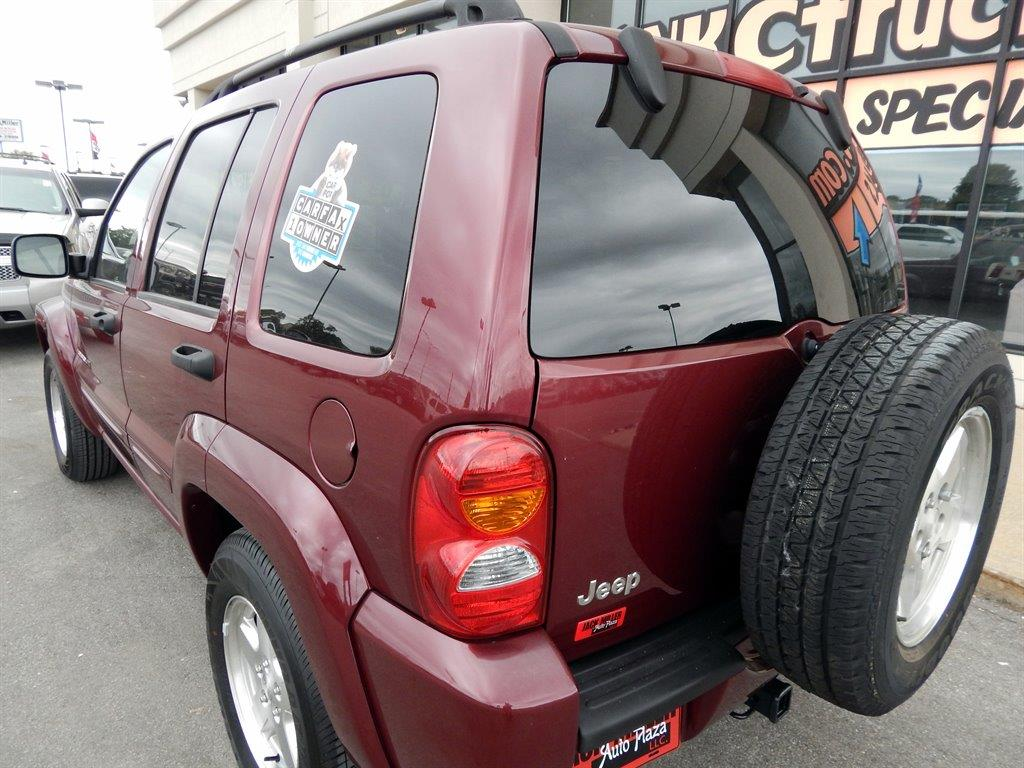 2003 Jeep Liberty Limited 4dr SUV - Kansas City MO