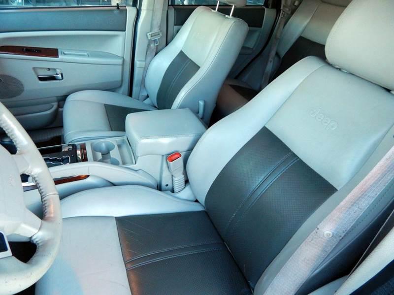 2007 Jeep Grand Cherokee 4x4 Limited 4dr Crossover - Kansas City MO