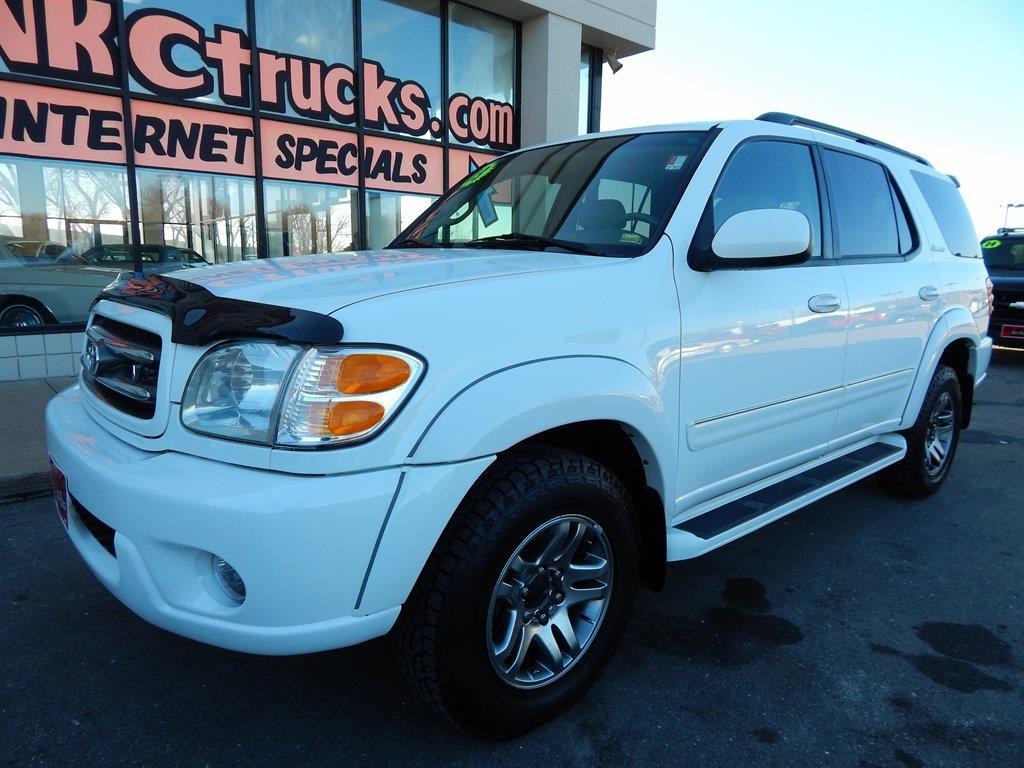 2003 Toyota Sequoia Limited 4WD 4dr SUV - Kansas City MO