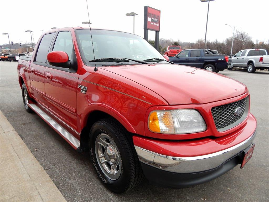 2001 Ford F-150 4dr SuperCrew Lariat 2WD Styleside SB - Kansas City MO