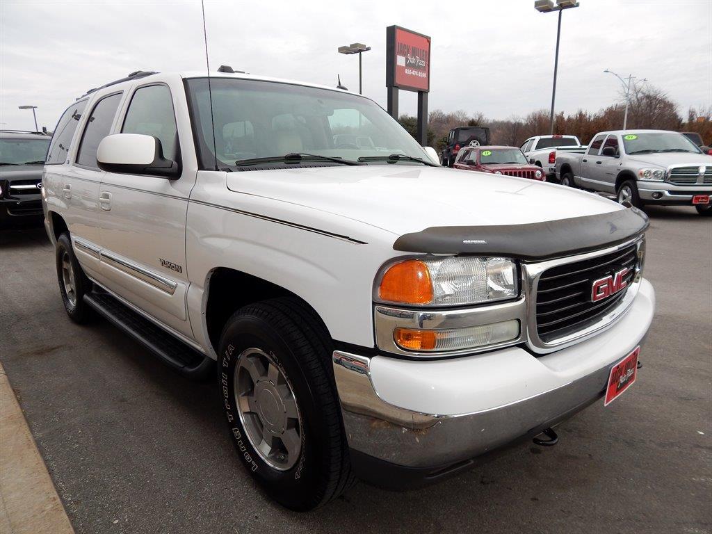 2005 GMC Yukon SLT 4WD 4dr SUV - Kansas City MO