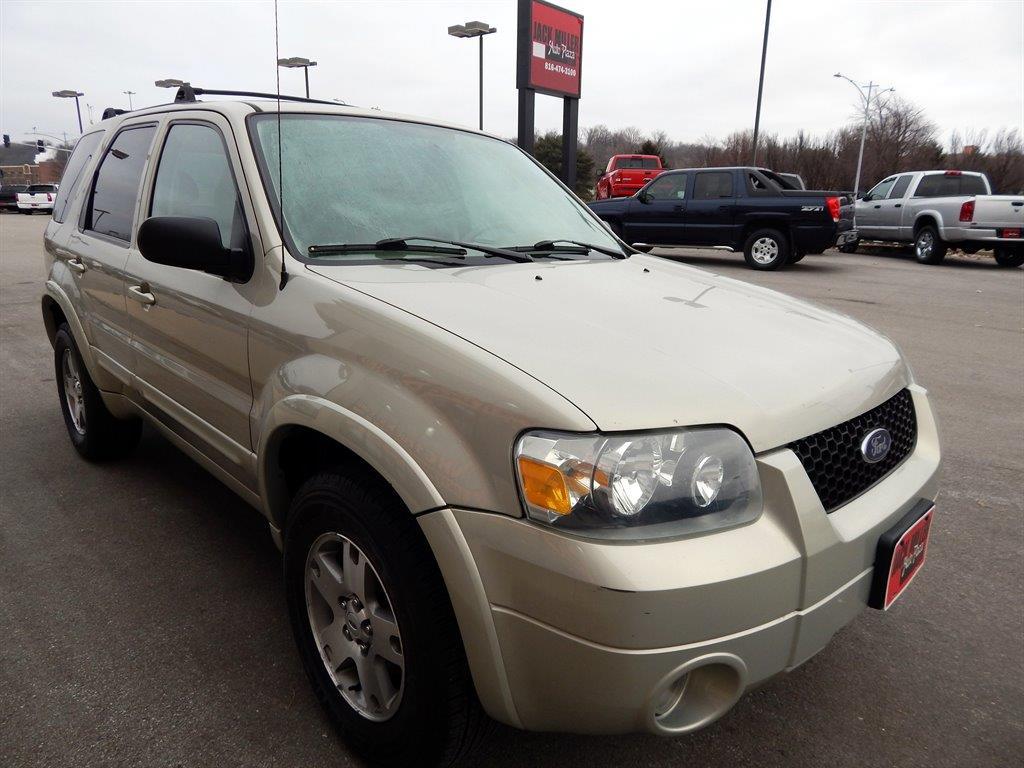 2005 Ford Escape AWD Limited 4dr SUV - Kansas City MO
