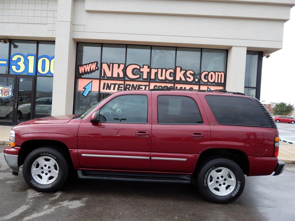 2005 Chevrolet Tahoe LT 4dr SUV - Kansas City MO