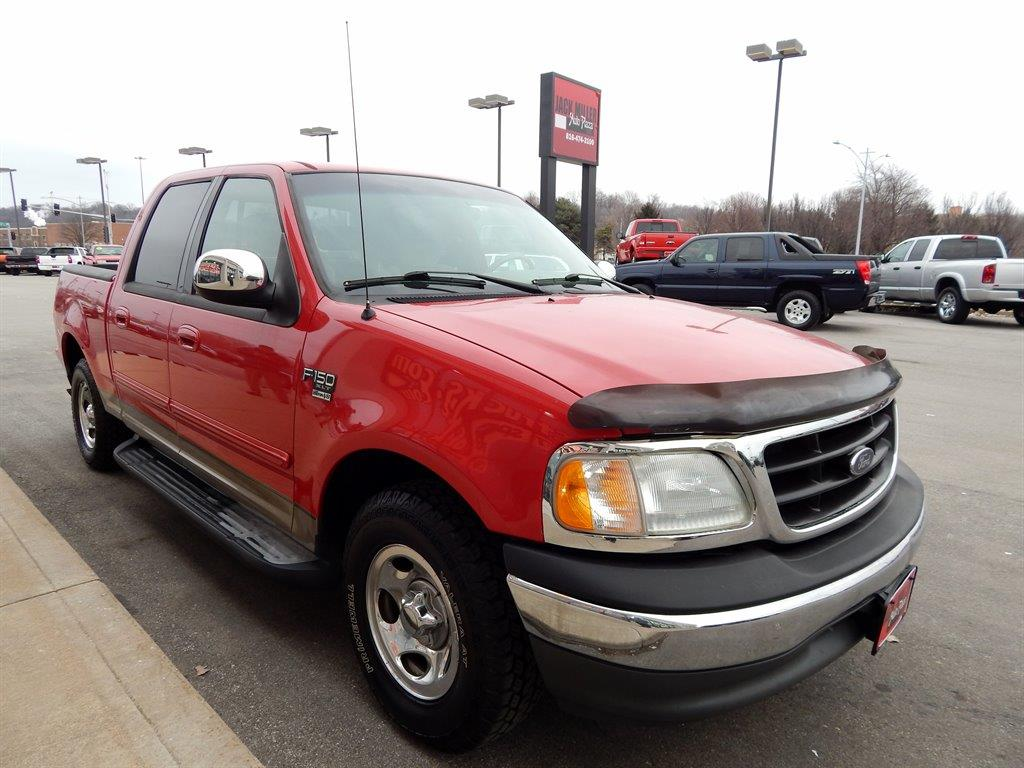 2002 Ford F-150 4dr SuperCrew XLT 2WD Styleside SB - Kansas City MO