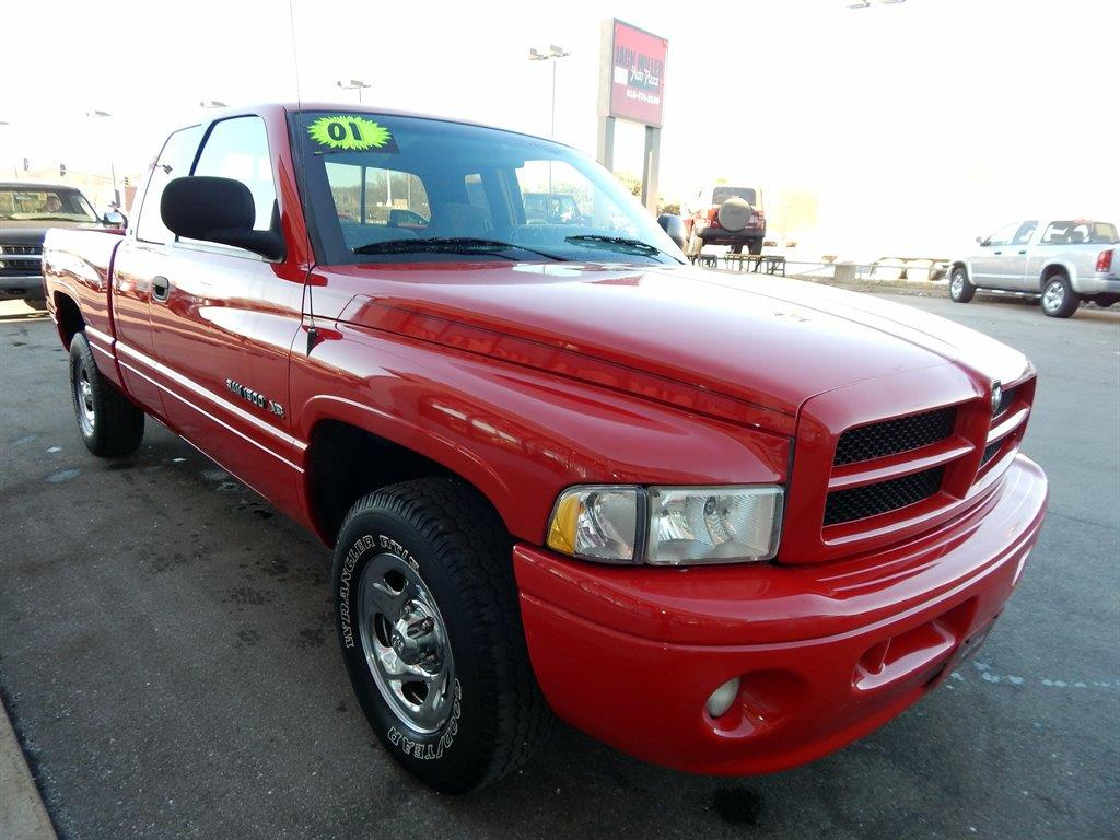 2001 Dodge Ram Pickup 1500 Laramie SLT - Kansas City MO
