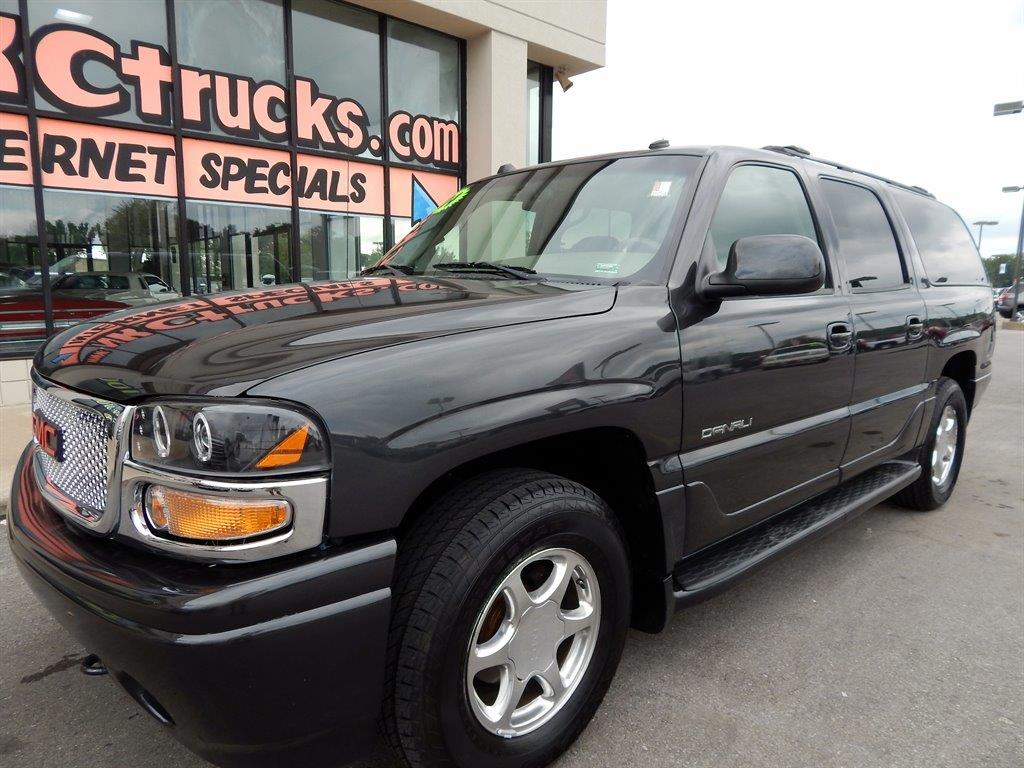 2004 gmc yukon xl awd denali 4dr suv in kansas city mo jack miller auto plaza llc. Black Bedroom Furniture Sets. Home Design Ideas