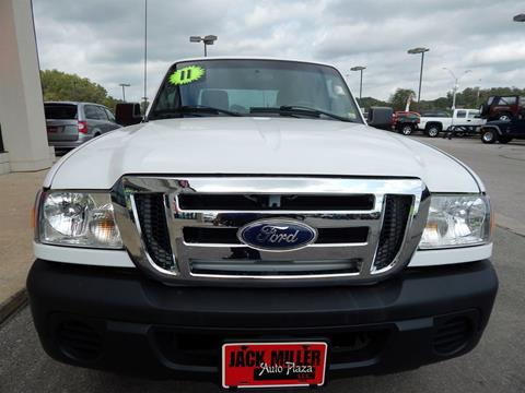 2011 Ford Ranger 2011 Ford Ranger ... & Ford Used Cars financing For Sale Kansas City JACK MILLER AUTO ... markmcfarlin.com